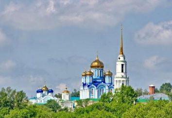 Monastero Zadonsk. Monasteri della regione di Lipetsk. Monastero Zadonsk: come arrivare