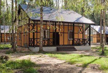 per ricreazione, regione di Lipetsk. Resto in inverno e in estate