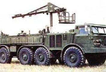 """Hurricane"" (LMR). Russian MLRS 9K57 ""Hurricane"""
