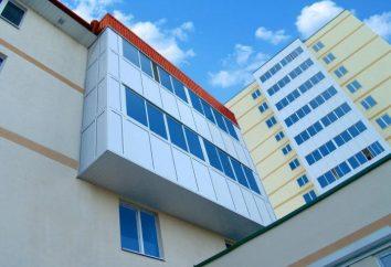 Ce qui est différent de la loggia balcon? Faits saillants