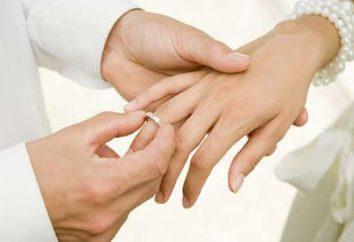 Pierścionek zaręczynowy – na którym ręka jest zużyta?