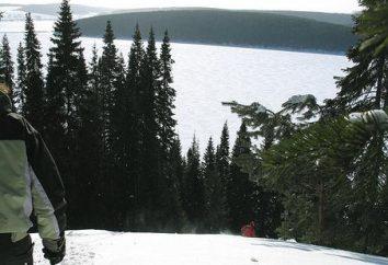 Ośrodki narciarskie w regionie Swierdłowsku: opinie. Najlepsze ośrodki narciarskie w Swierdłowsku Region