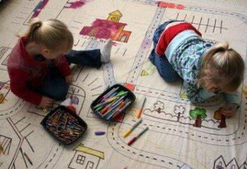"""Dzieci ręcznie robione artykuł na temat """"Zasad the Road"""": idee i sposoby ich realizacji"""