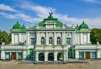 Omsk Teatr Dramatyczny: teatru, repertuar, artystów, opinie, adres