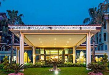 Hotel Club Phaselis: recensioni, foto, feedback. Club Hotel Phaselis Rose 5 *