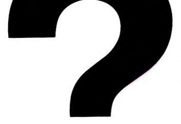 Tipi di domande. Domande chiuse e aperte. esempi