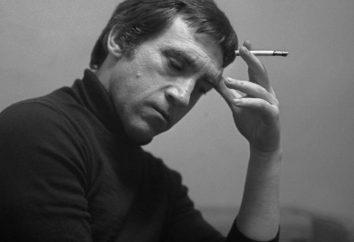 Krótka biografia. Wysocki Władimir Semenovich