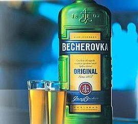 """Como beber """"Becherovka"""", e que tipo de bebida?"""