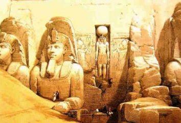 Kultura starożytnego Egiptu: podsumowanie architekturze i literaturze