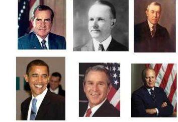 presidentes americanos – Fatos interessantes