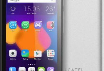Alcatel One Touch Pixi First 4024D: recenzje, specyfikacje, recenzje