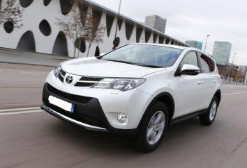 Najbardziej ekonomiczny samochód dla miasta – Toyota RAV4