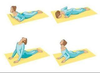 """Exercício """"Keel"""": uso para trás e corpo. Exercício """"Keel"""" para iniciantes"""