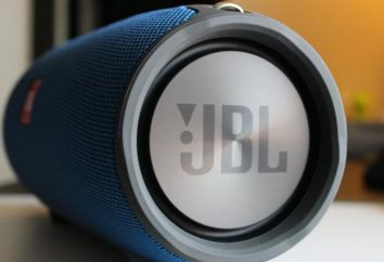 altavoz portátil JBL: descripción, características y opiniones sobre los mejores modelos. ¿Cuánto es el altavoz portátil JBL