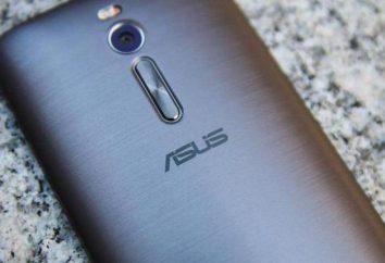 Smartphone Asus ZenFone 2 ZE500CL: opinie i funkcje