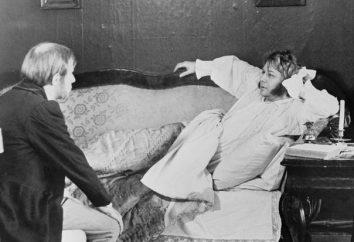 relation malaisée Oblomov et Olgi Ilinskoy