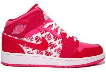 Elegantes sneakers-sneakers: descrição, modelo, combinações e comentários