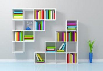 Le choix d'un étagères murales, ce qu'il faut considérer