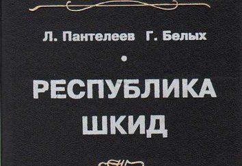 "Aleksey Panteleev (alias L. Panteleev): Biographie, Kreativität. Tale ""Shkid Republic"", ""Lenka Panteleyev"""