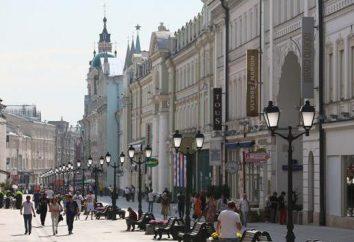 Przez cały deptak Moskwy – od 2012 do 2015