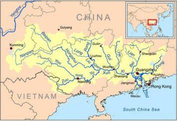 ¿Cuáles son los principales ríos y lagos de China?