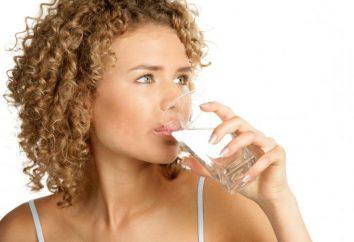 """água mineral """"Borjomi"""" – propriedades úteis e contra-indicações"""