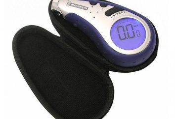 Najlepiej elektroniczny manometr do pomiaru ciśnienia w oponach: opis, opis, cechy i recenzje