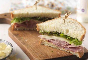 Chleb na kanapki: najlepszych receptur, zwłaszcza gotowania i opinie