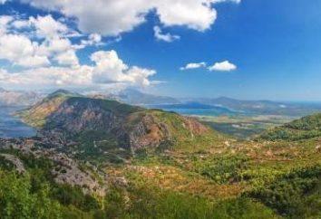 Parque Nacional e Monte Lovcen, Montenegro. Como chegar a um parque nacional? comentários