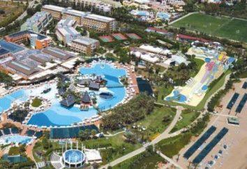 TT Hotels Pegasos World 4 * (Türkei, Side): Beschreibung, Preis, Reisende Bewertungen