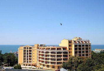 Central Hotel 4 * (Bulgaria / Golden Sands) – foto, prezzi e recensioni di turisti provenienti dalla Russia