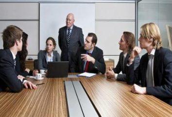 Zarządzanie zasobami ludzkimi: pytania ogólne i szczegółowe