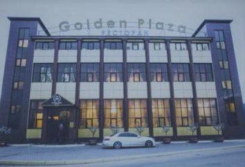 """""""Golden Plaza"""" (Tver) – il più grande complesso di ristoranti della città"""