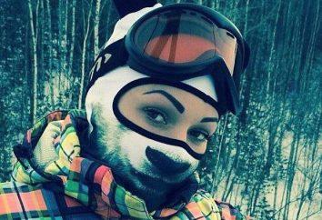 Maska sportowe do biegania w zimie: przegląd, opis rodzaju i opinie