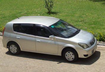 """""""Toyota Opa"""" (Toyota Opa): spécifications, commentaires, prix et des photos"""