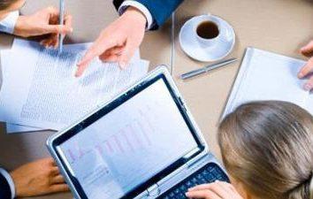Analisi e diagnostica di attività finanziaria ed economica dell'impresa