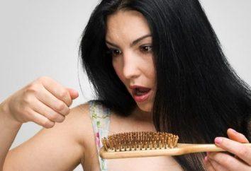 """questão real: """"Como tratar a queda de cabelo?"""""""