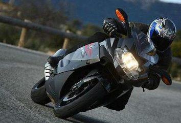 Motocykl BMW K1300S: specyfikacje, zdjęcia i opinie