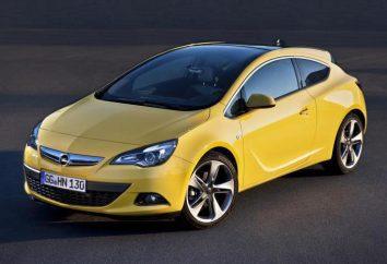 """Samochód """"Opel Astra GTC"""" (hatchback 3-drzwiowy): przegląd, dane techniczne i opinie"""