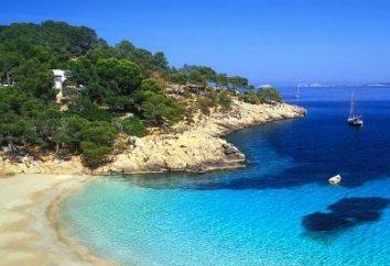 Urlop na plaży w Hiszpanii: najlepszych miejsc na wybrzeżu