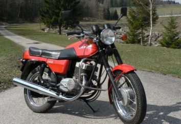 """""""Java 350-638"""" – marzenie radzieckiego motocyklisty"""