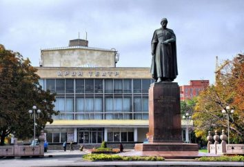 Nordossetischen Theater: Aufführungen und Schauspieler