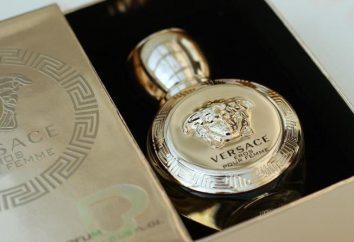 Eau de parfum eros Pour Femme Versace: pirámide, de precios y evaluaciones de clientes
