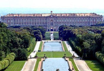 Reggia di Caserta (Italia): descrizione, indirizzo, foto