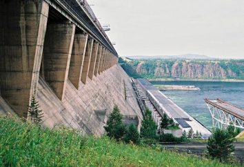 Brack Reservoir – jeden z największych zbiorników wodnych na świecie