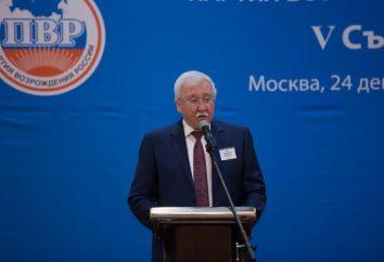 Igor Ashurbeyli – a grande defesa russa e empresário