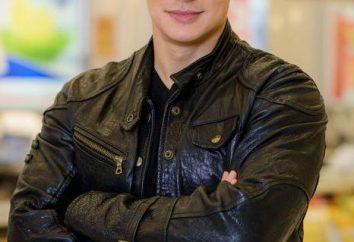 Alexander Novin, attore: biografia, la creatività e la vita personale