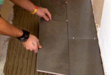 Ceresit Klebstoff für Fliesen cm 11: Eigenschaften, Verwendung und Feedback