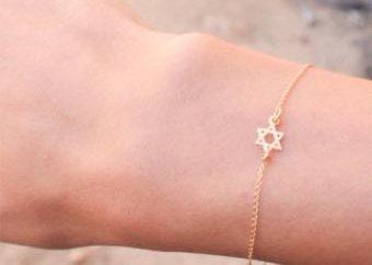 stella a sei punte: valore. Simboli del giudaismo