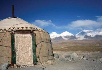 Residence sem ferro e concreto, ou que fez yurt